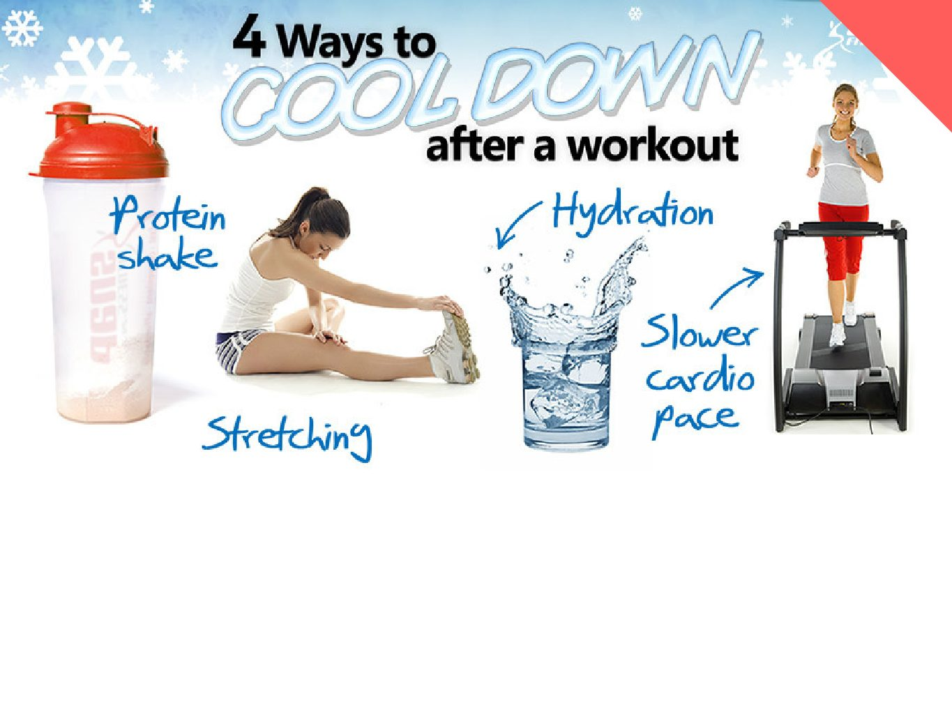 Cooling Down After a Workout