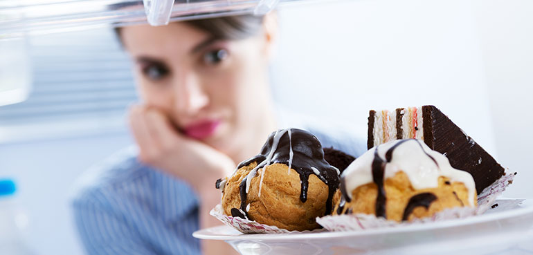 Stop Food Cravings