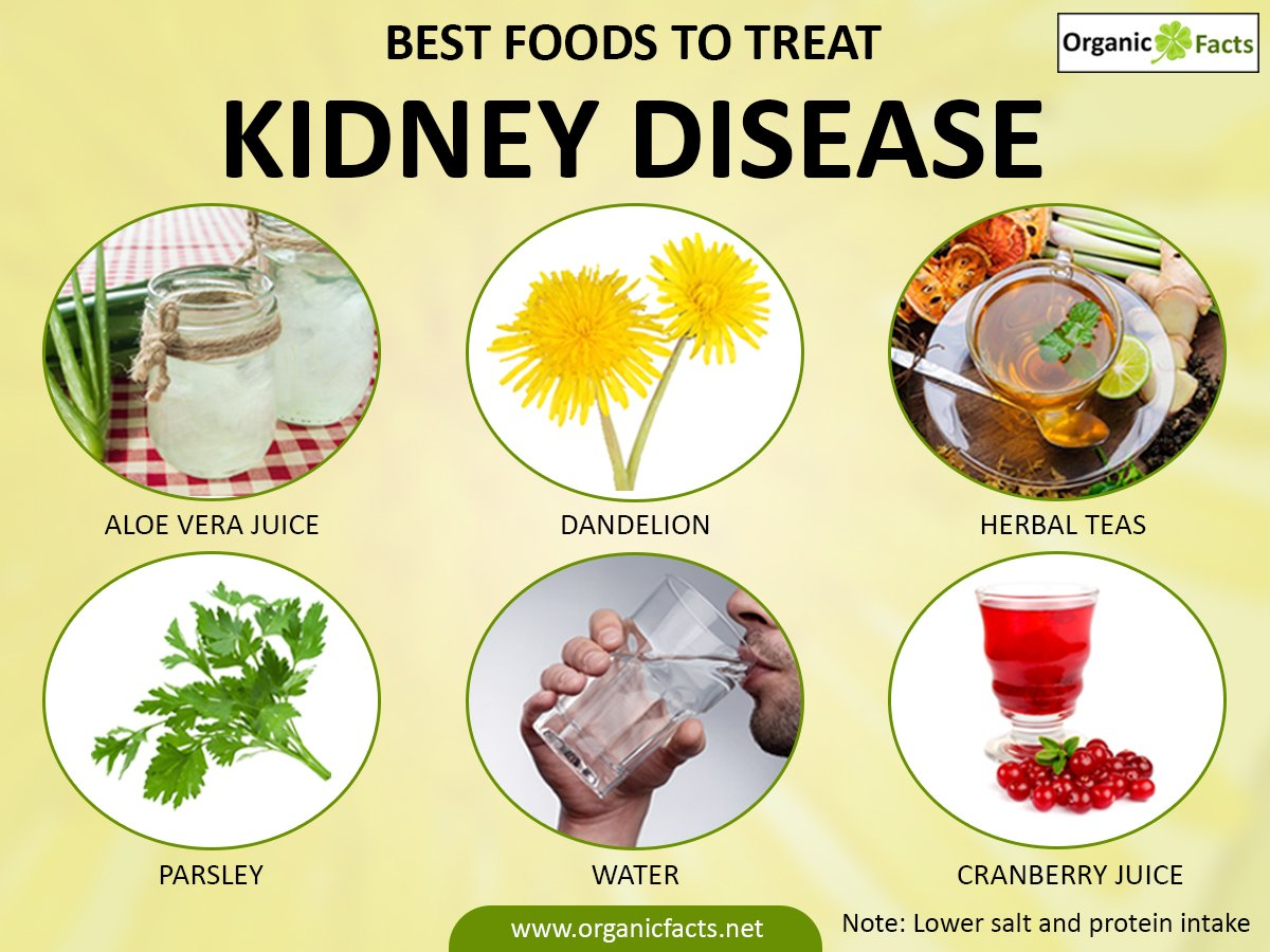 Diet for Kidney Failure
